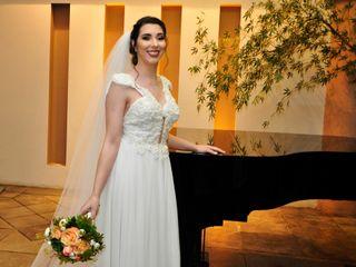 O casamento de Karen e Juliano 1