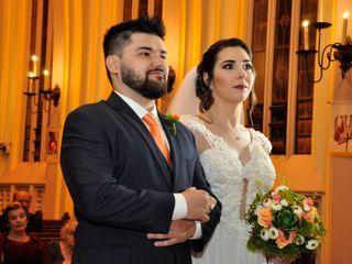 O casamento de Karen e Juliano