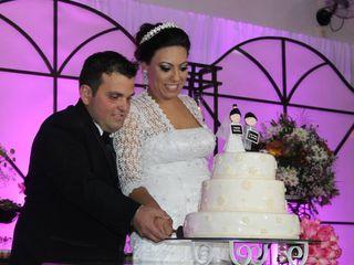 O casamento de Francielli e Caio Felipe
