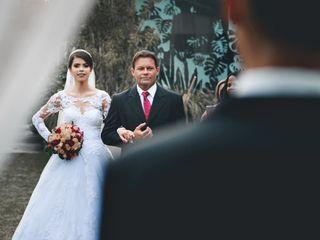 O casamento de Cibelle e Arthur 1