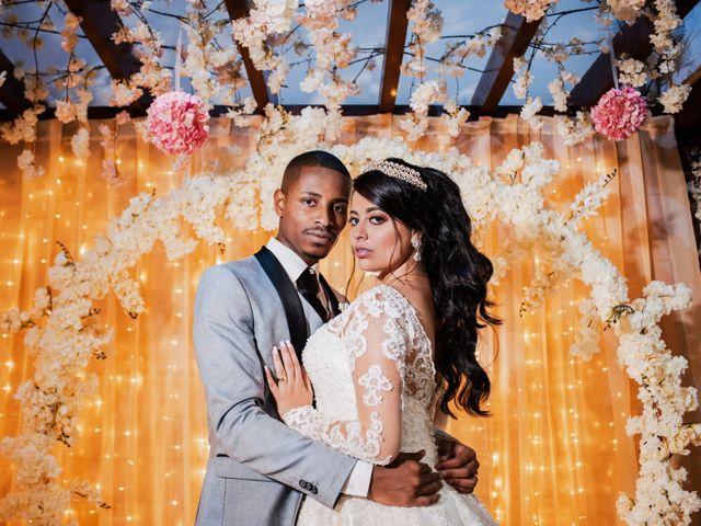 O casamento de Emilly e Luiz Claudio