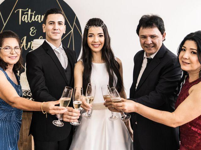 O casamento de Tatiani e André  em Maringá, Paraná 44