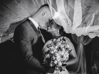 O casamento de Taís Cristina e  Cláudio