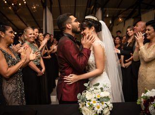 O casamento de Rafaela e Hugo