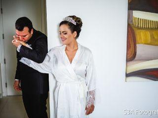O casamento de Andrea e Bruno 1