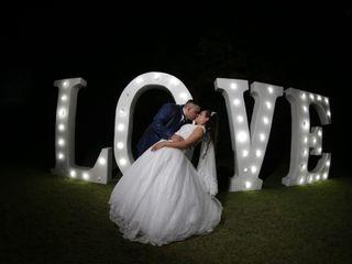 O casamento de Shelly e Willian