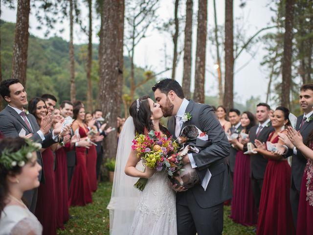 O casamento de Luana e Ricardo