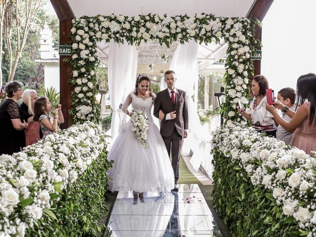 O casamento de Willian e Shelly em São Paulo, São Paulo 47