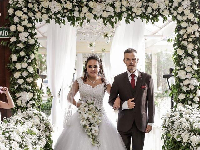 O casamento de Willian e Shelly em São Paulo, São Paulo 48