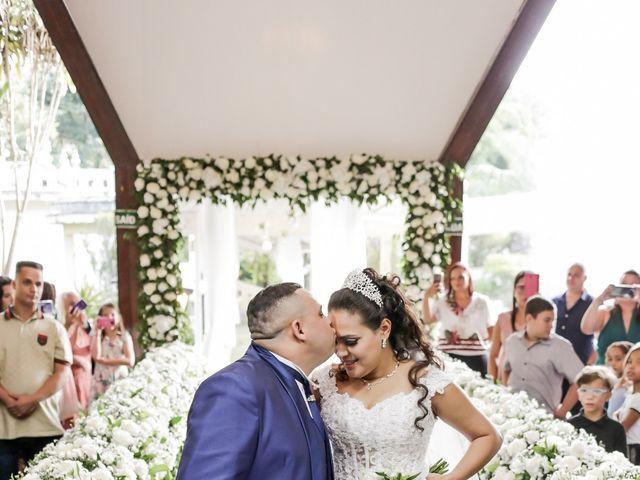 O casamento de Willian e Shelly em São Paulo, São Paulo 50