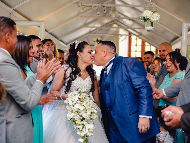 O casamento de Willian e Shelly em São Paulo, São Paulo 60