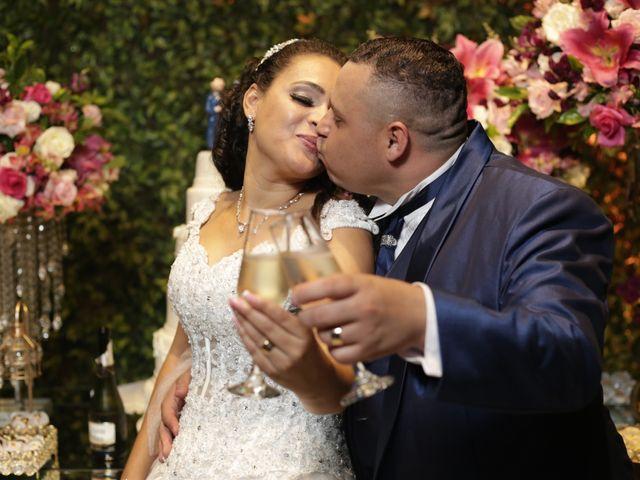 O casamento de Willian e Shelly em São Paulo, São Paulo 1