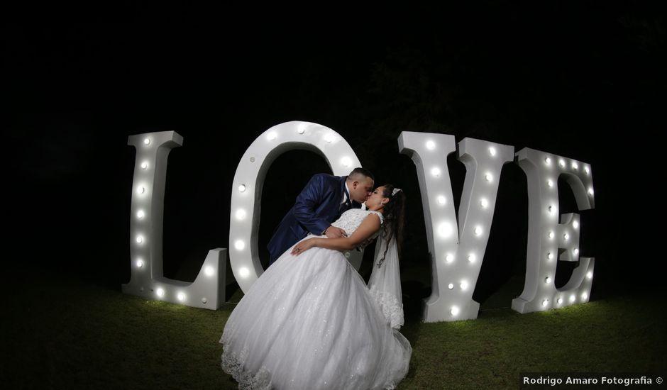 O casamento de Willian e Shelly em São Paulo, São Paulo