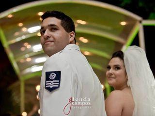 O casamento de Ilka e Marllon