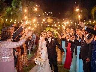 O casamento de Barbara e Raphael