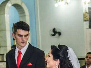 O casamento de Queize  e Victor  1