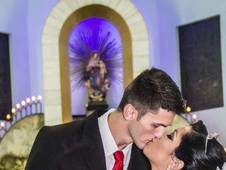 O casamento de Queize  e Victor