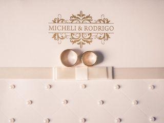 O casamento de Michele e Rodrigo 1