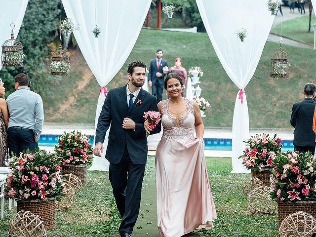 O casamento de Victor e Natália em Mairiporã, São Paulo 19