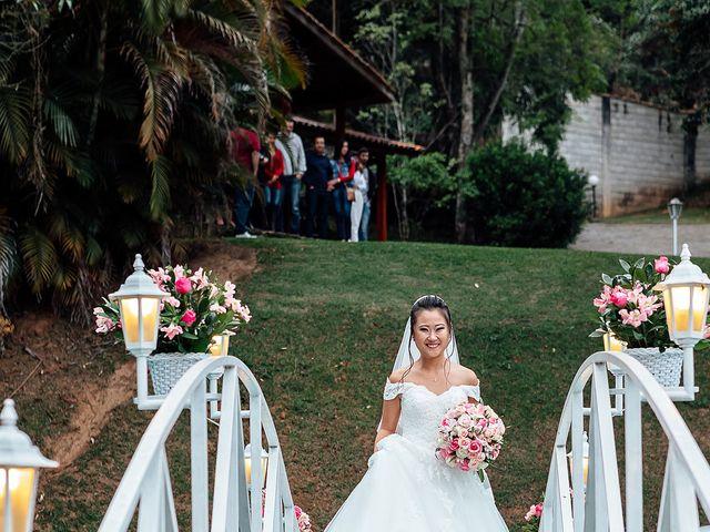 O casamento de Victor e Natália em Mairiporã, São Paulo 30