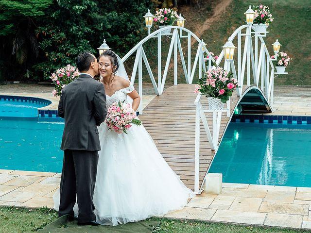 O casamento de Victor e Natália em Mairiporã, São Paulo 33