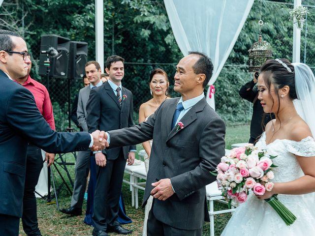 O casamento de Victor e Natália em Mairiporã, São Paulo 40