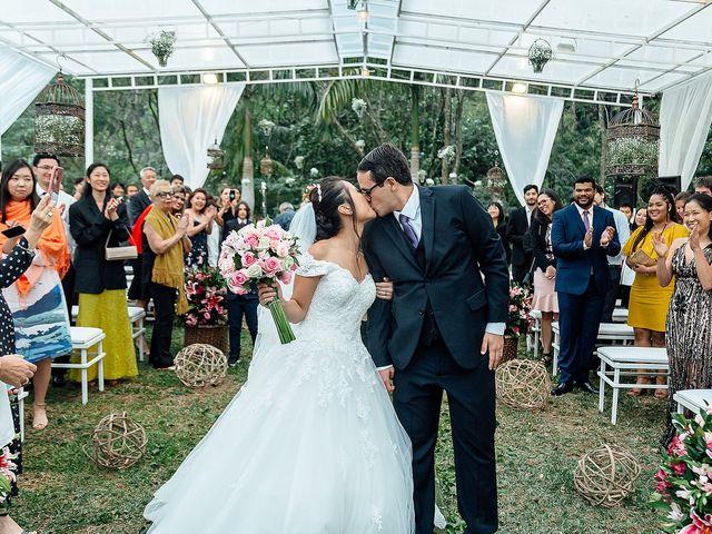 O casamento de Victor e Natália em Mairiporã, São Paulo 1