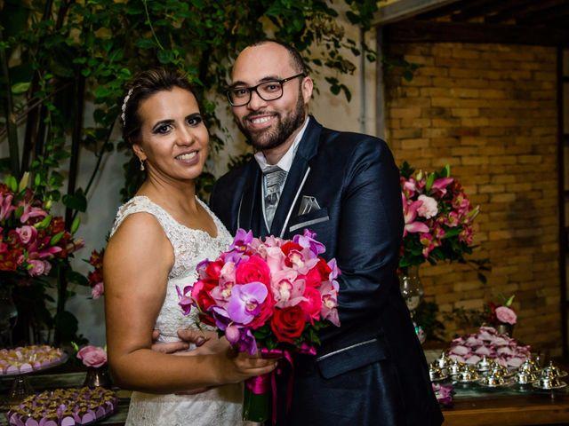 O casamento de Regiane e Paulo