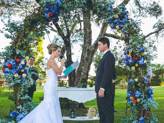 O casamento de Laura e Matheus