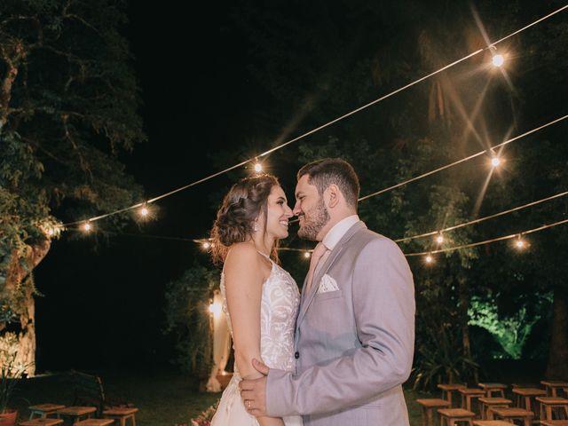 O casamento de Samira e Arthur