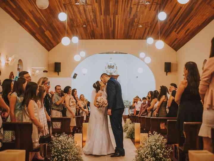 O casamento de Juliane e Adriano