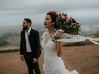 O casamento de Gabriella  e Thiago