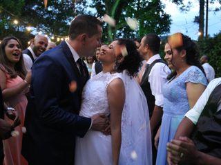 O casamento de Giovanna e Jeferson
