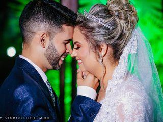 O casamento de Franciele e Diúlio