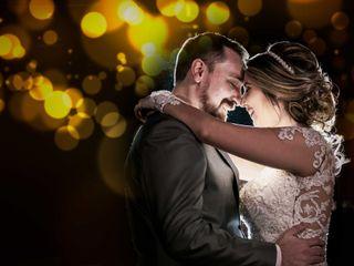 O casamento de Jessica e Daniel