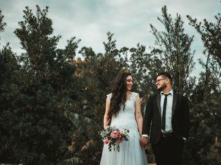 O casamento de Caroline e Raul