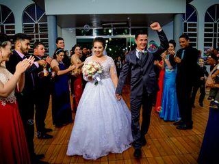 O casamento de Silvia e Willian