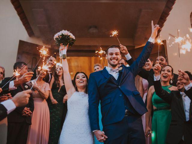 O casamento de Adriano e Juliane em Londrina, Paraná 1