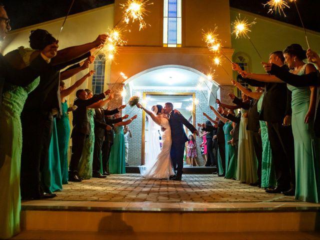 O casamento de Izabella e Glauber