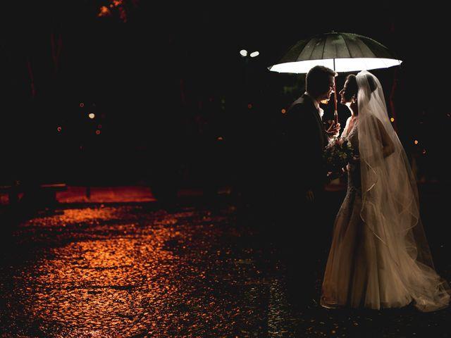 O casamento de Danielle e Diego
