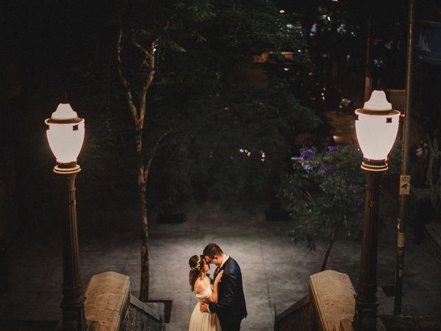 O casamento de Bruna e Marcelo