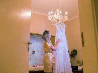 O casamento de Karla e Josimar 1