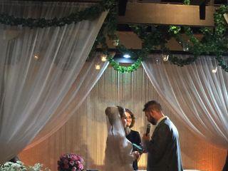 O casamento de Fátima  e Gabriel  2
