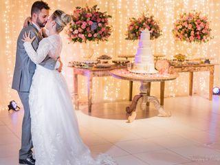 O casamento de Fátima  e Gabriel