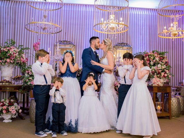 O casamento de Karla e Josimar