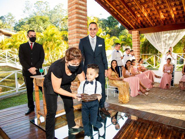 O casamento de David e Cinthia em São Paulo, São Paulo 15