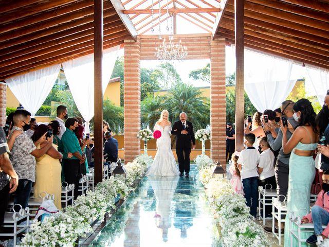 O casamento de David e Cinthia em São Paulo, São Paulo 18