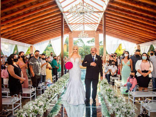 O casamento de David e Cinthia em São Paulo, São Paulo 19