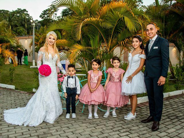 O casamento de David e Cinthia em São Paulo, São Paulo 34
