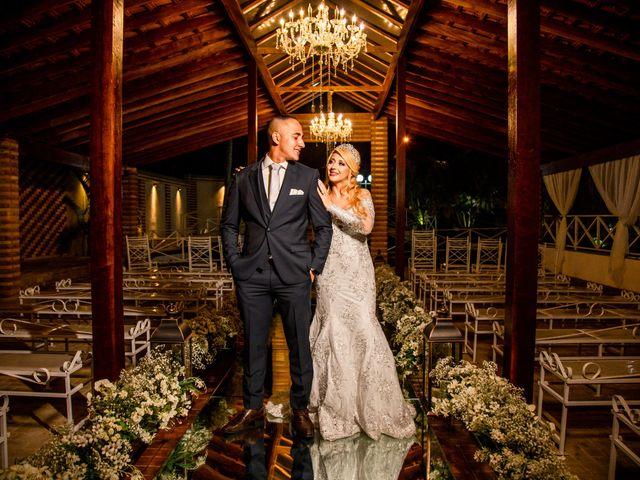 O casamento de Cinthia e David